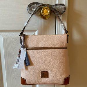 *NEW* Dooney & Bourke Pebble Leather Crossbody